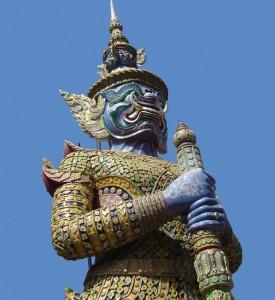 Phra Keow guardian