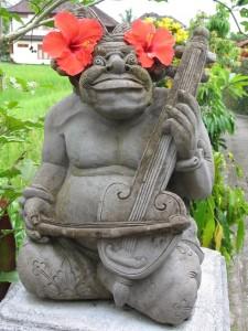 Balinese whimsey
