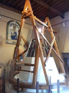 Brunelleschi crane