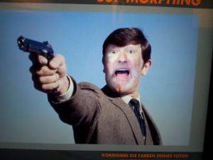 """Bond, James Bond"""