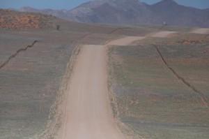 Empty Namibia
