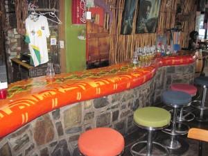 Mama Africa bar