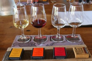 Spice Route tasting