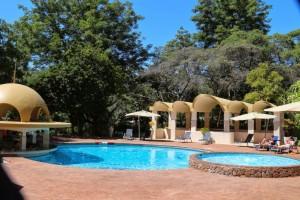 Rainbow Hotel pool