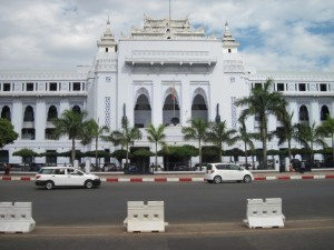 Colonial Rangon