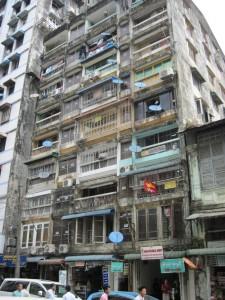 Rangon squalor