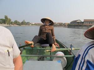 """Unique Tam Coc """"rower"""""""