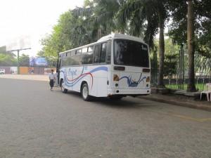 Myanmar bus