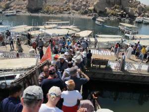 dock chaos