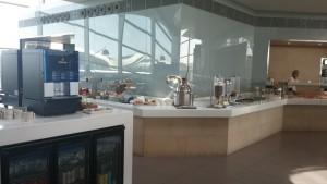 RJ premium lounge buffet