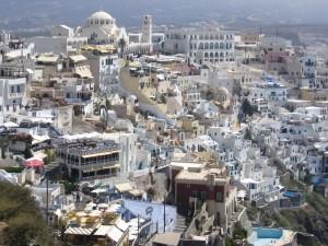 Fira town