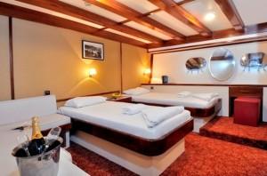 Halis Temel cabin