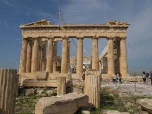 The Parthenon (photo by Maia Coen)