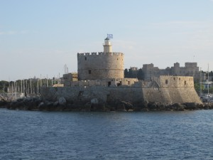 Crusader fortifications