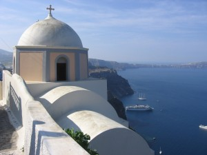 Picturesque Oia
