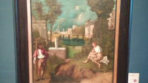 "Giorgione's enigmatic ""The Tempest"""