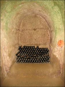Etruscan cellar