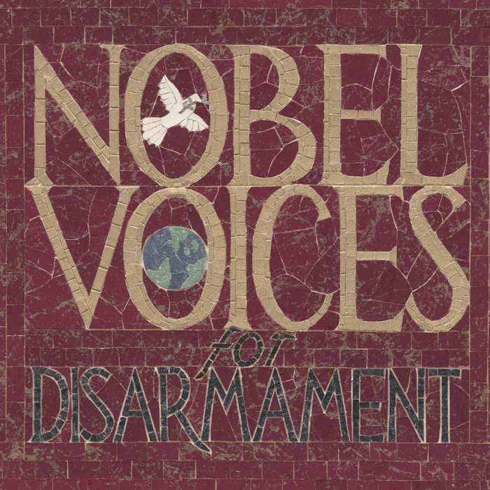 Nobel Voices for Disarmament: 1901-2001  - Smithsonian Folkway Recordings ©2007Jacques Israelievitch, violin solosNobel laureates and other proponents of peace remind us of their profound efforts on behalf of world peace.  Michael Douglas, honored as a United Nation's Messenger of Peace, introduces and narrates this compilation, produced in collaboration with the United Nations.