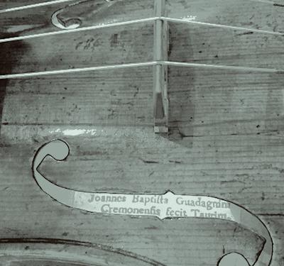 Violin loan