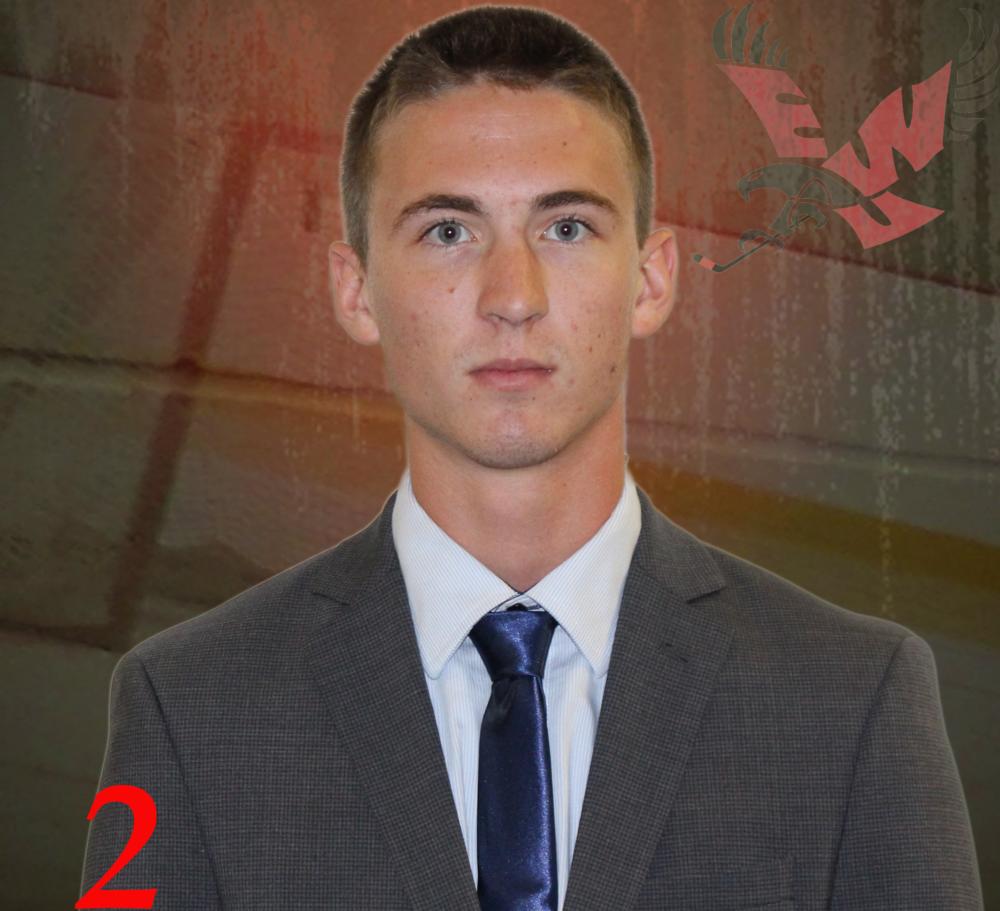 #2 Luke Browning -