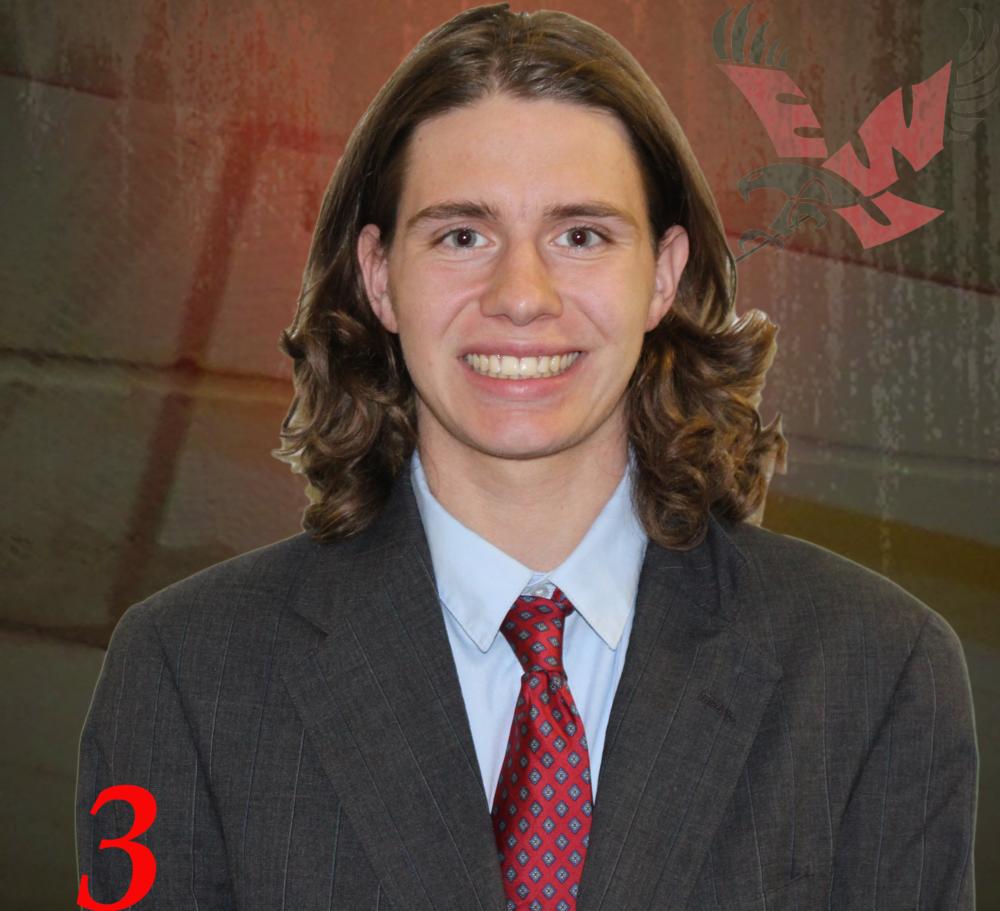 #3 Blaine Gustafson -