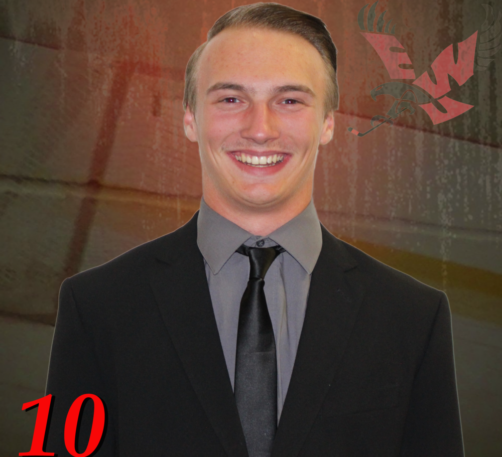 #10 Nathan Clark -