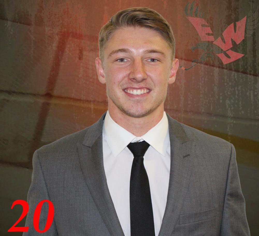 #20 Keegan Peterson -