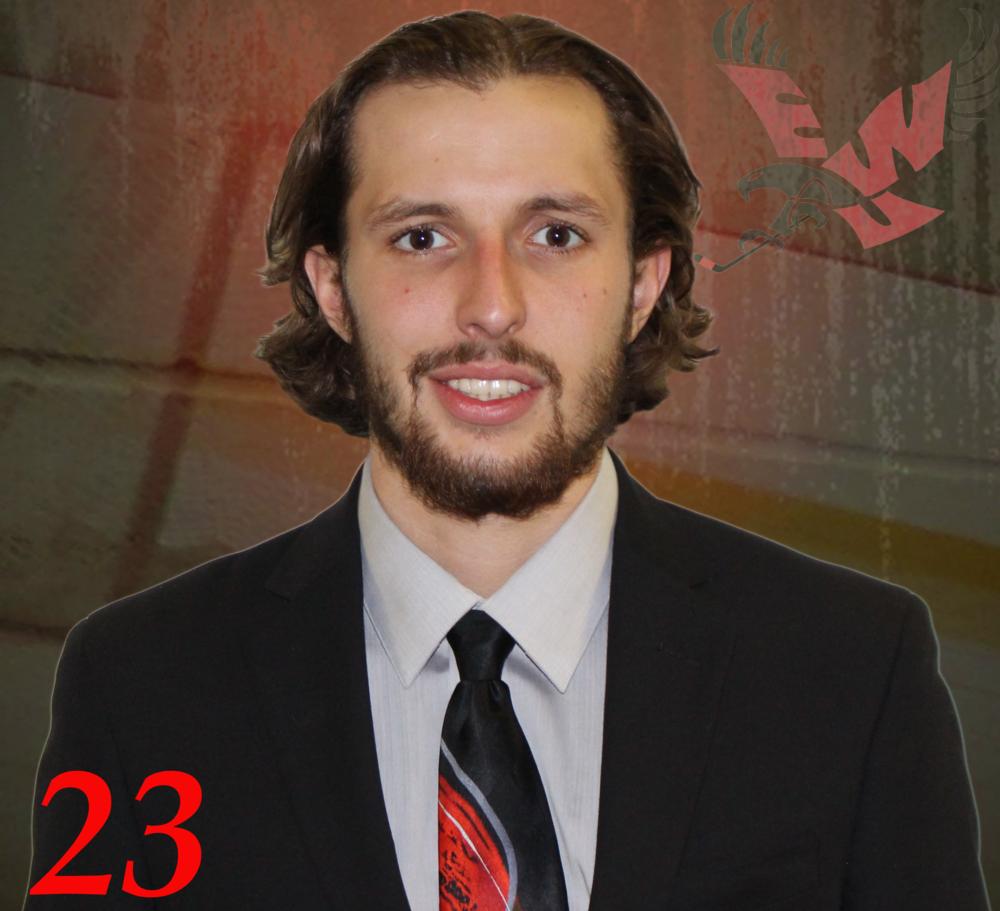 #23 Travis Mackay -
