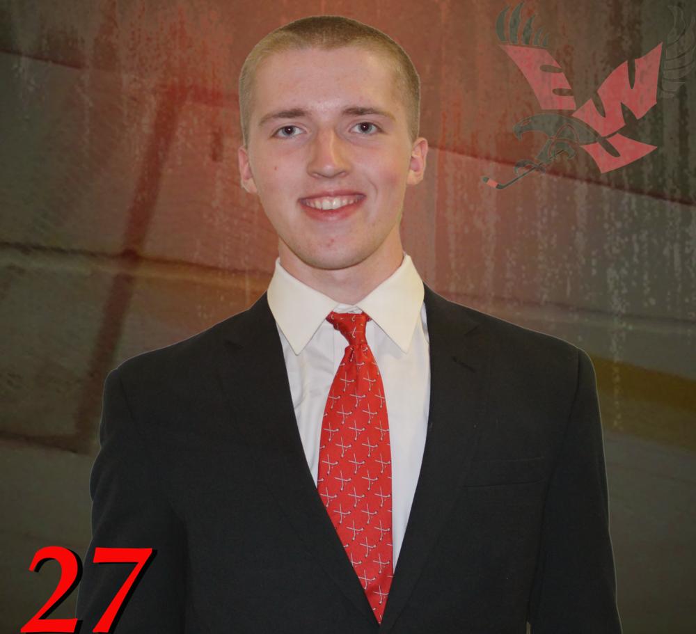 #27 Mathew Jeffs -