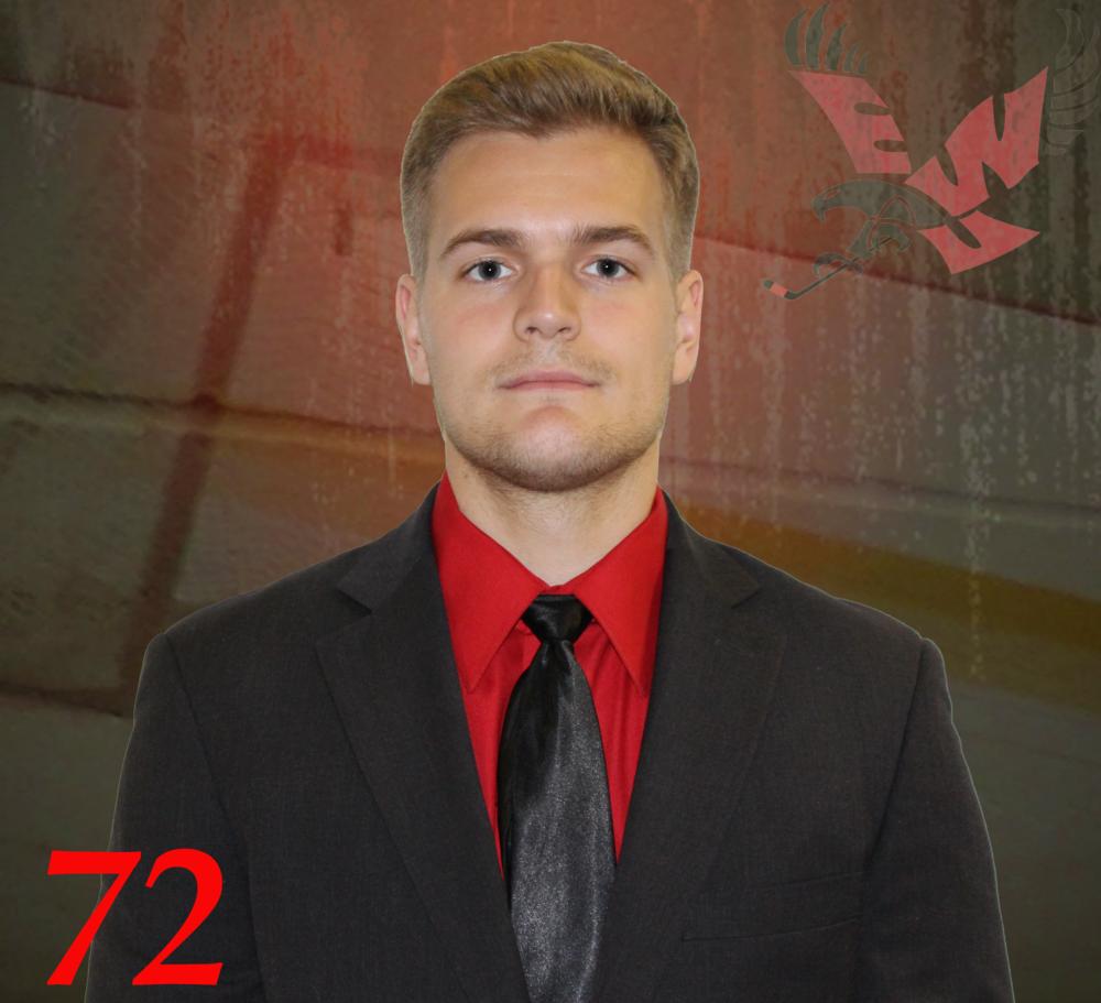 #72 Trevor Zakrajsek -