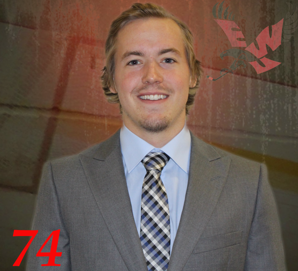 #74 Hayden Boring -