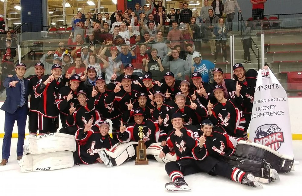 EWU Hockey NPHC Championship ACHA 2018