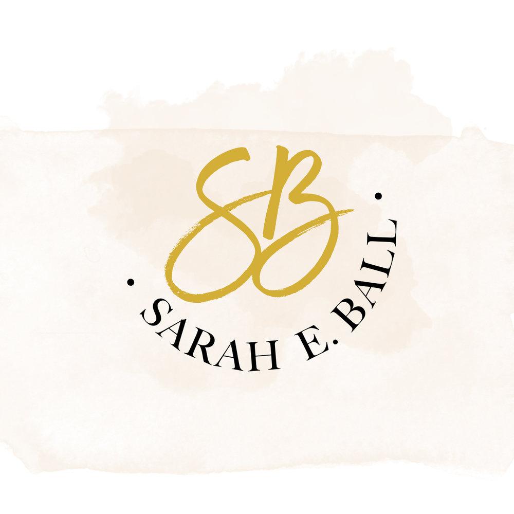 Sarah E. Ball Branding Submark