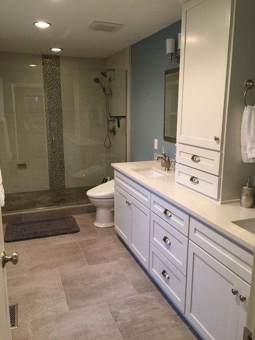 SW PORTLAND BATHROOM REMODEL Exodus Contracting - Portland bathroom remodeling contractor