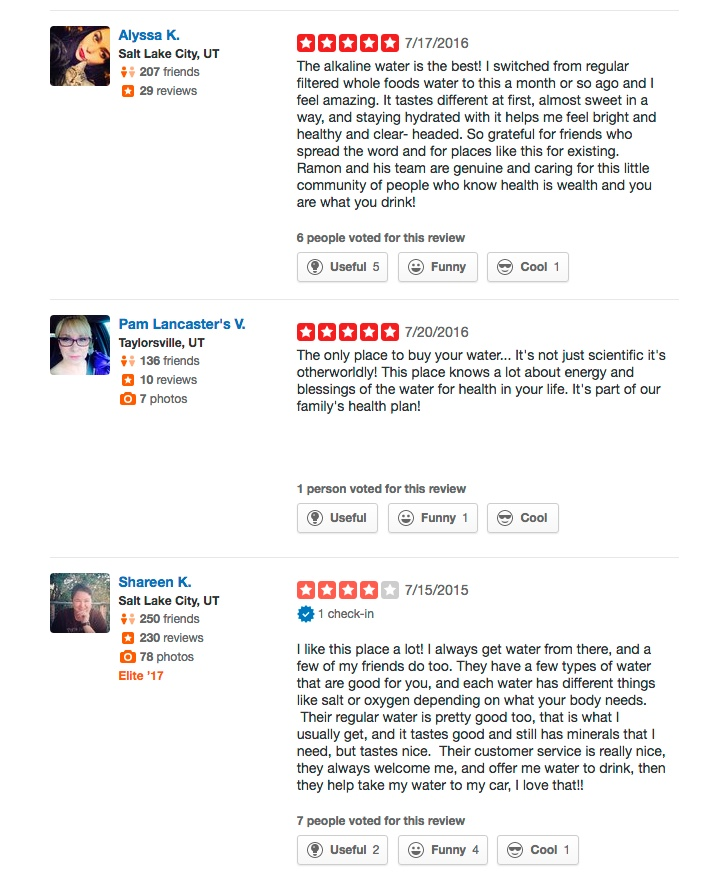 water&wellness yelp review block 2