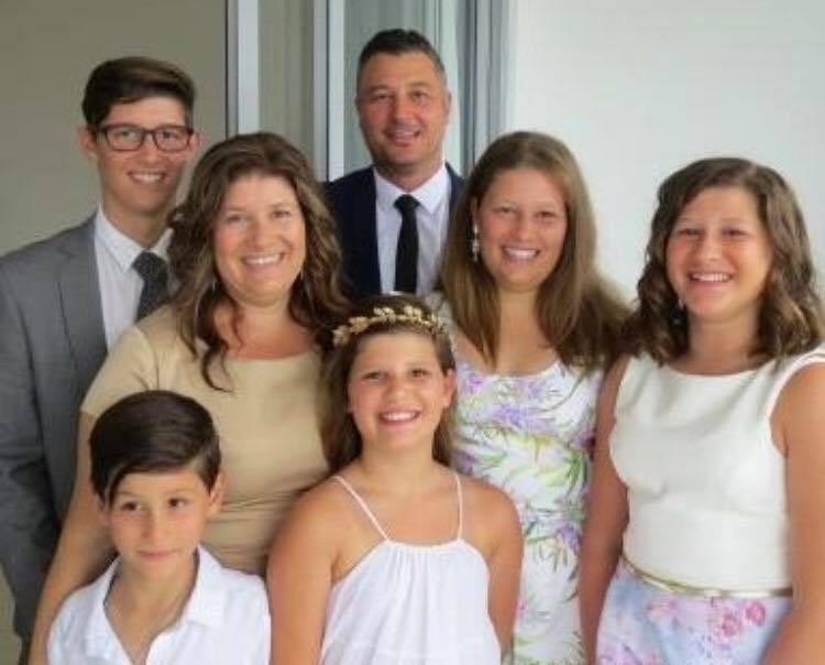 The Nestoras Family:Sydney, Australia -