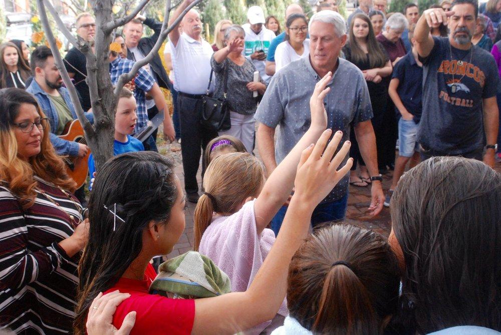 Group Baptism