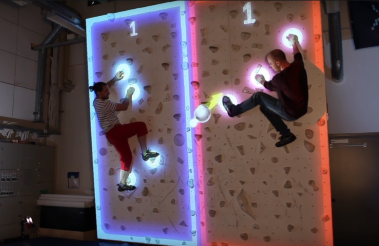 Owen Fidler:  Wall Climbing  TBA