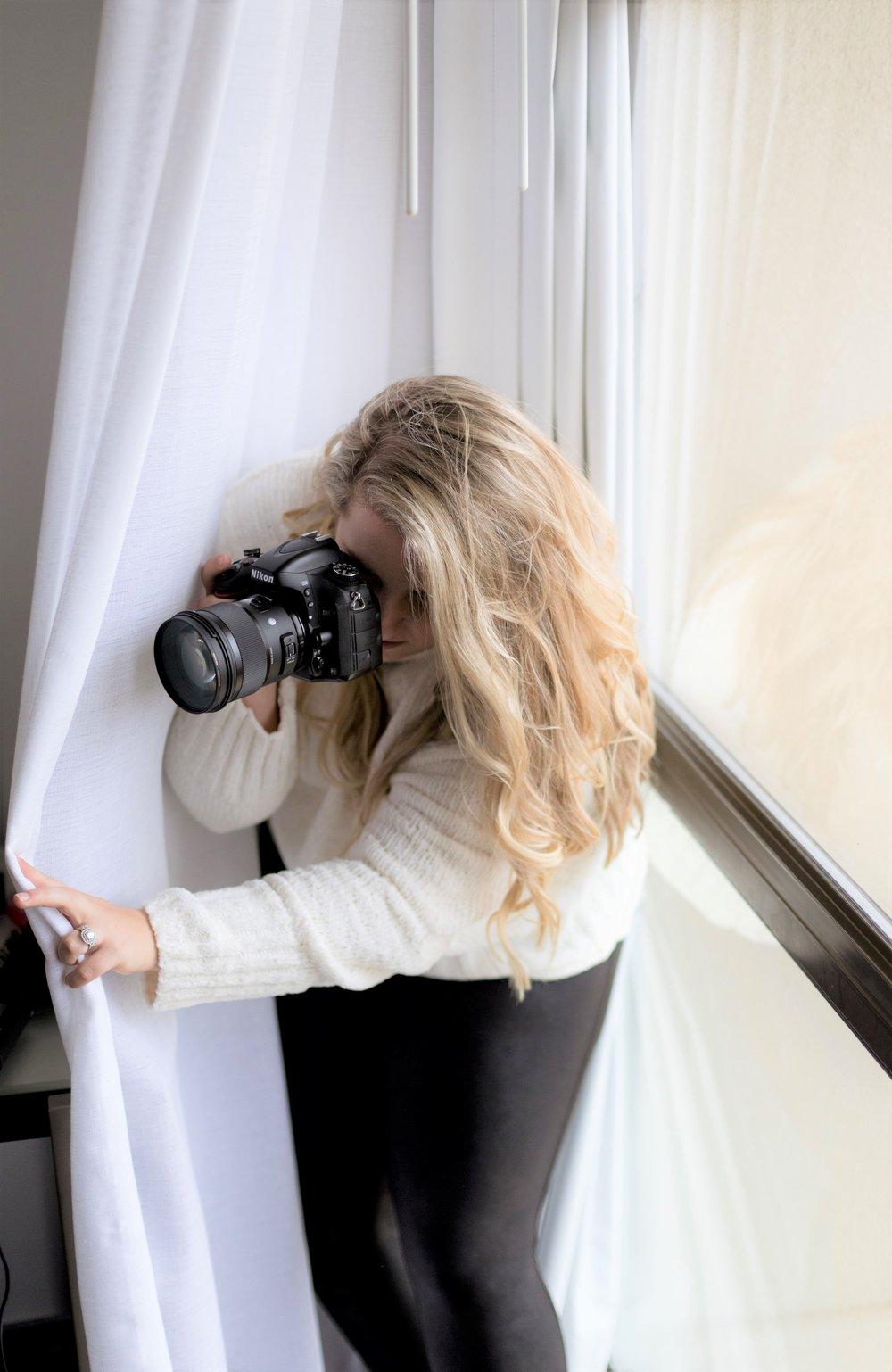 Lindsey Lay Boudoir Photographer
