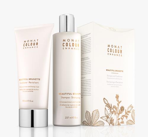 Buy Now/Beautiful Brunette Shampoo+Conditioner/$72