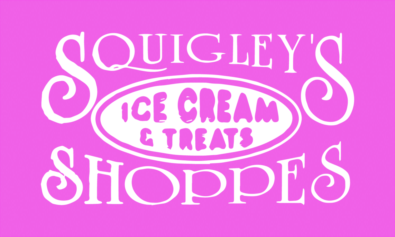 Squigley's® Ice Cream & Treats