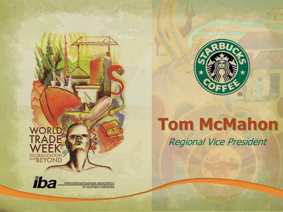 Starbucks Presentation