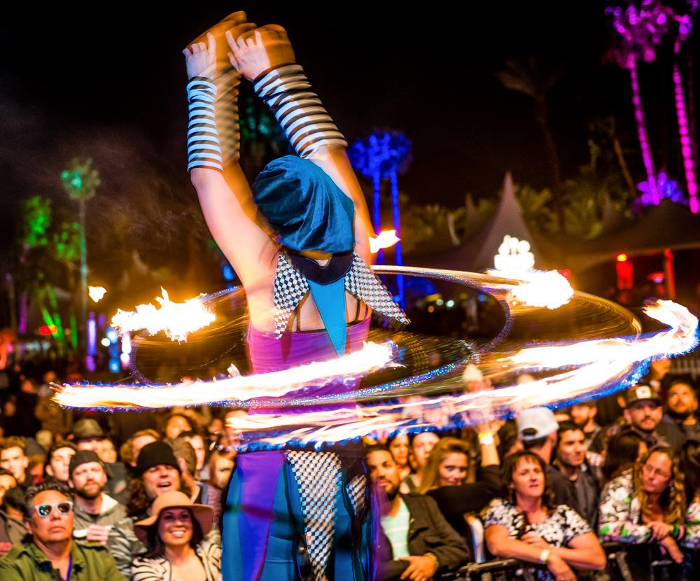 Fire Dance -