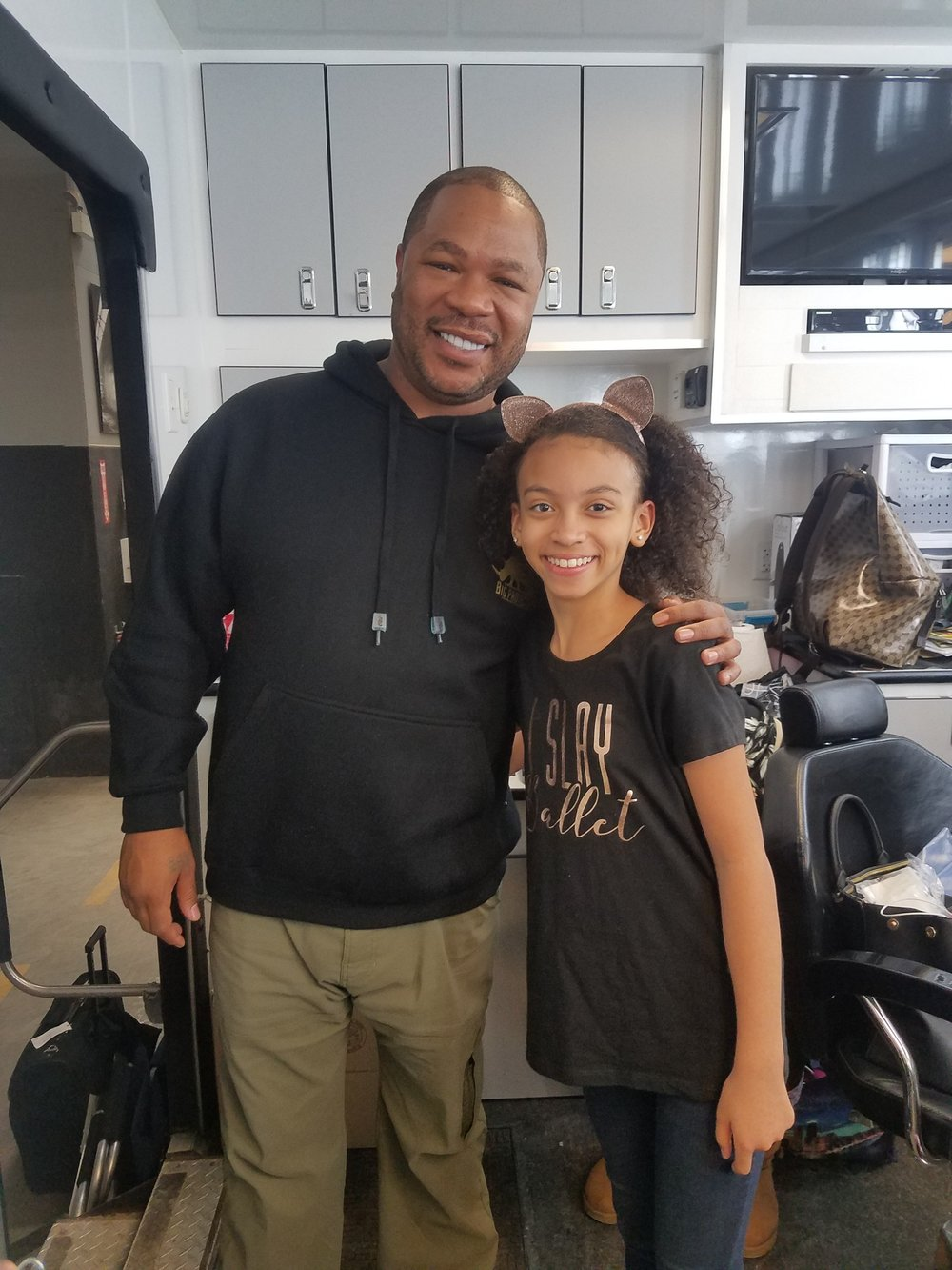 Xzibit and Alyssia Duda