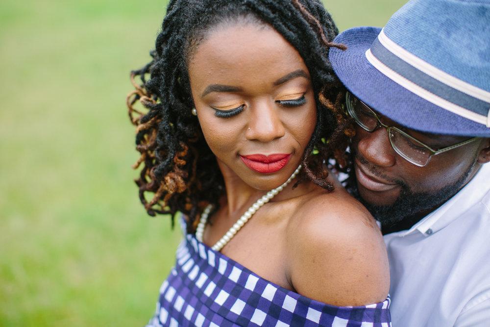 Ernestina & Emmanuel Engagement