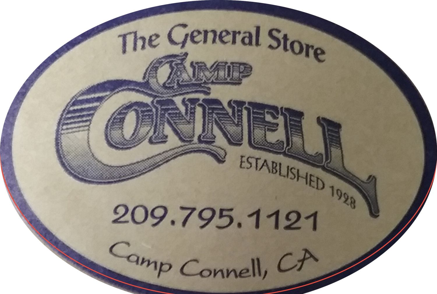 Camp Connell General Store