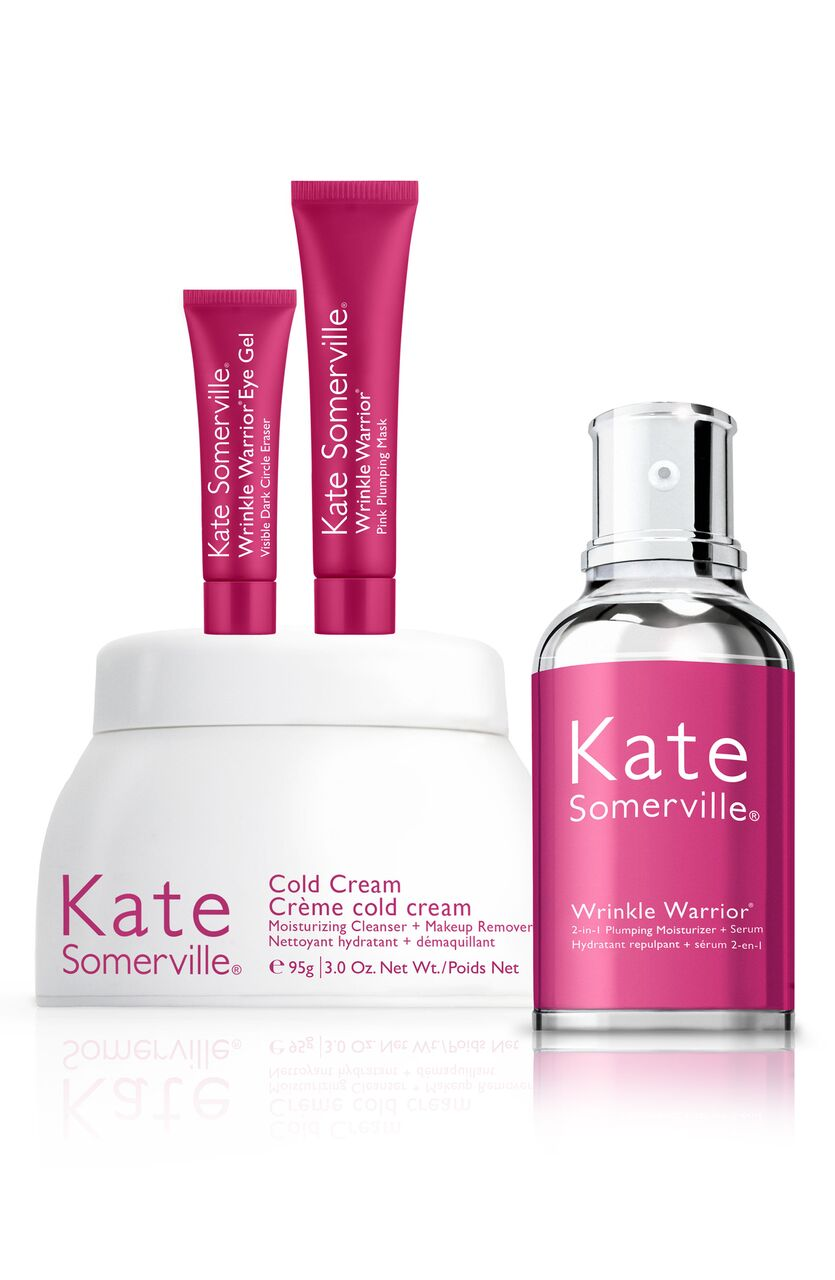 Kate Somerville, Wrinkle Warrior Kit , $110, $140 value