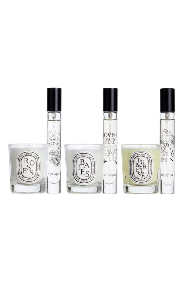diptyque, Floral Candle & Eau de Toilette  Set, $72, $105 value