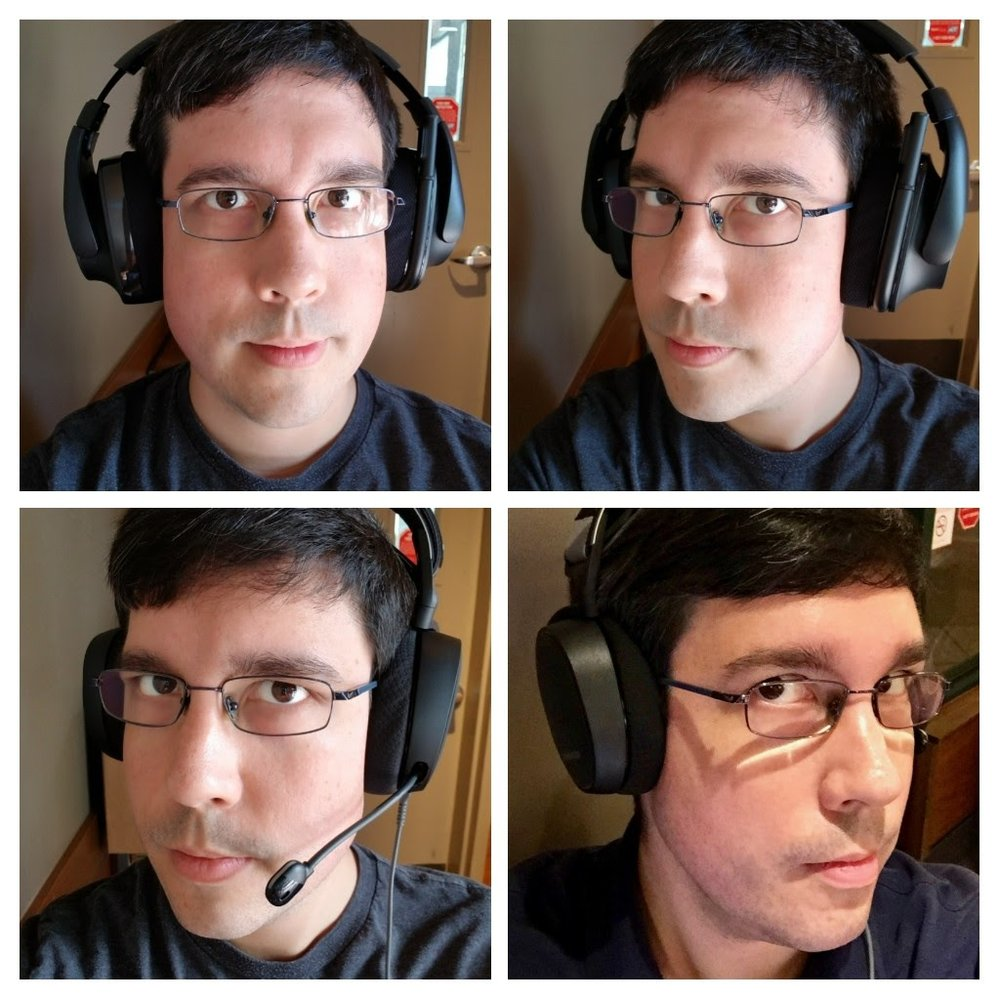Headset Showdown: Steelseries Arctis 7 vs Logitech G533
