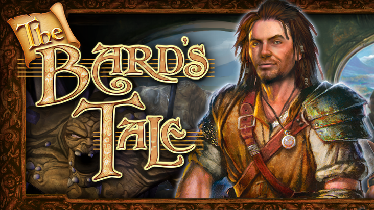 ÐаÑÑинки по запÑоÑÑ the bards tale 2004 logo png